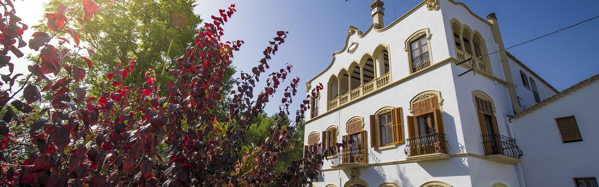 Casa modernista Bolet hotel rural