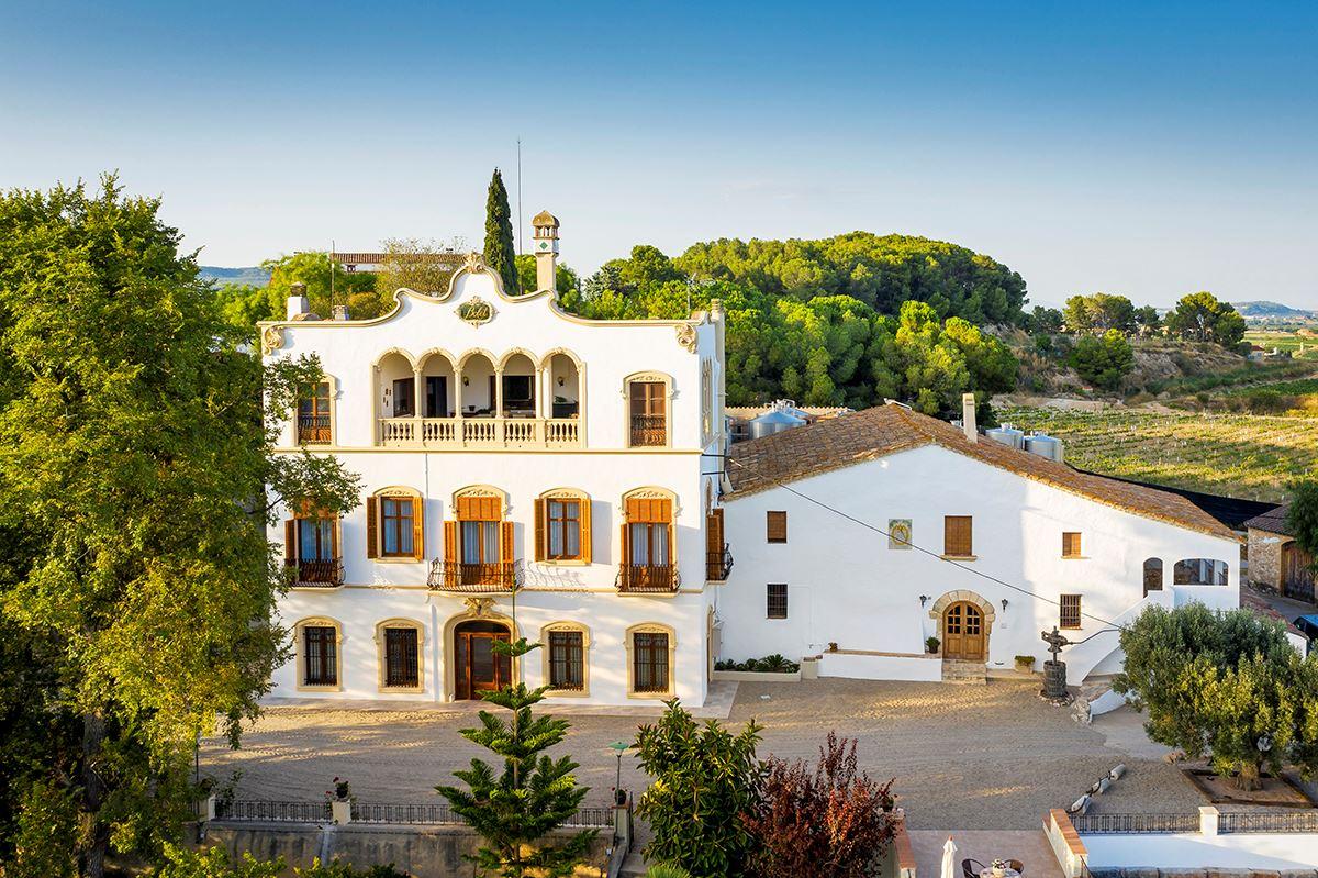 Hotel Rural Al Penedès Bolet Casa Modernista