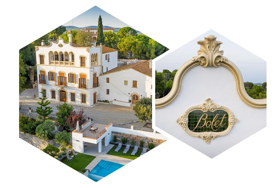 Bolet Casa Modernista Hotel rural